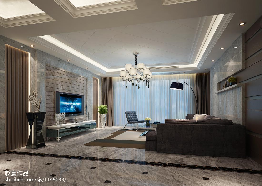 欧式新古典卧室设计图片大全