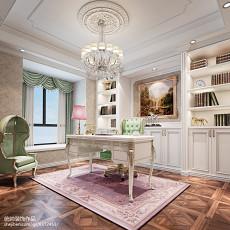 现代简约风格一室一厅装修效果图2014图片