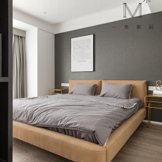 201894平米三居卧室现代效果图片