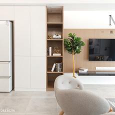 2018大小95平现代三居客厅装修欣赏图