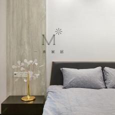 热门四居卧室现代装修效果图片大全