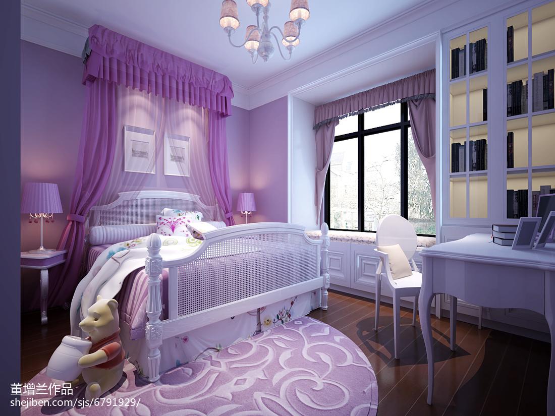 豪华别墅卧室