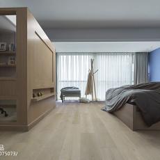 热门复式卧室现代装饰图片