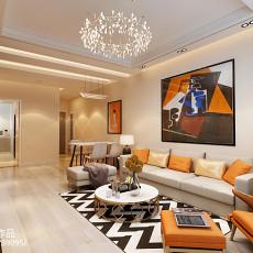 中式风格装修客厅图片欣赏