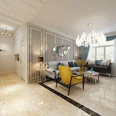 日式公寓书房空间装修效果图片