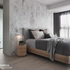 2018142平米四居卧室现代装修设计效果图片大全