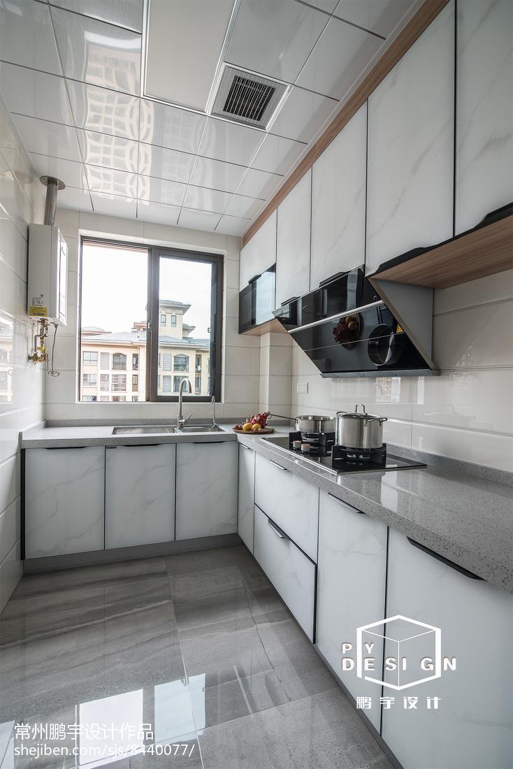 精选三居厨房宜家装修效果图片欣赏