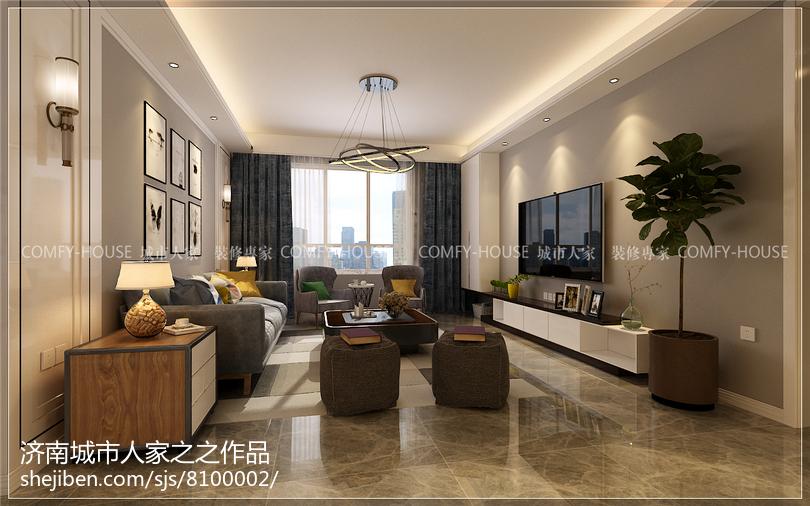 现代简约卧室装修设计效果图片欣赏