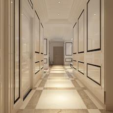 美式140平米豪华四室两厅图片大全欣赏