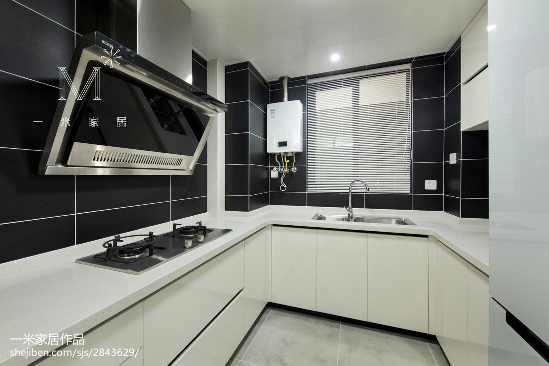 2018精选北欧二居厨房设计效果图