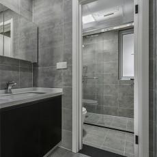 2018精选100平方三居卫生间现代装饰图片欣赏