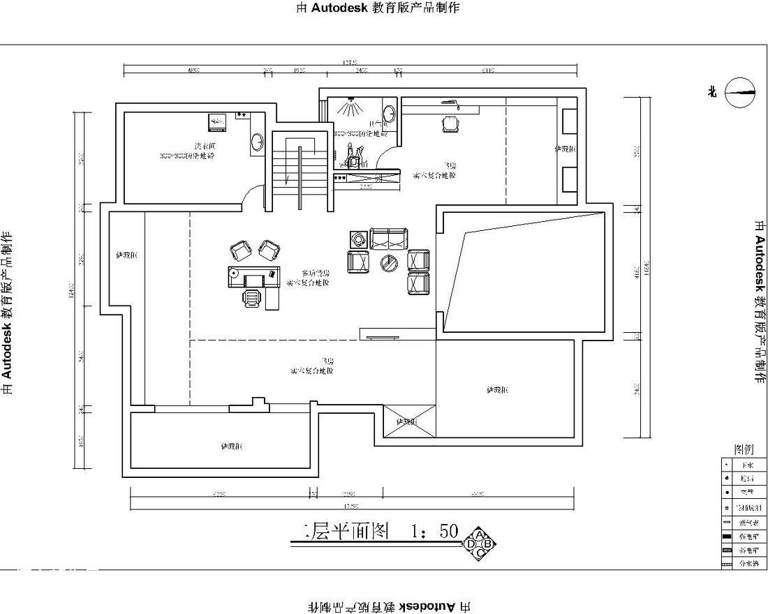 质朴882平欧式别墅设计效果图