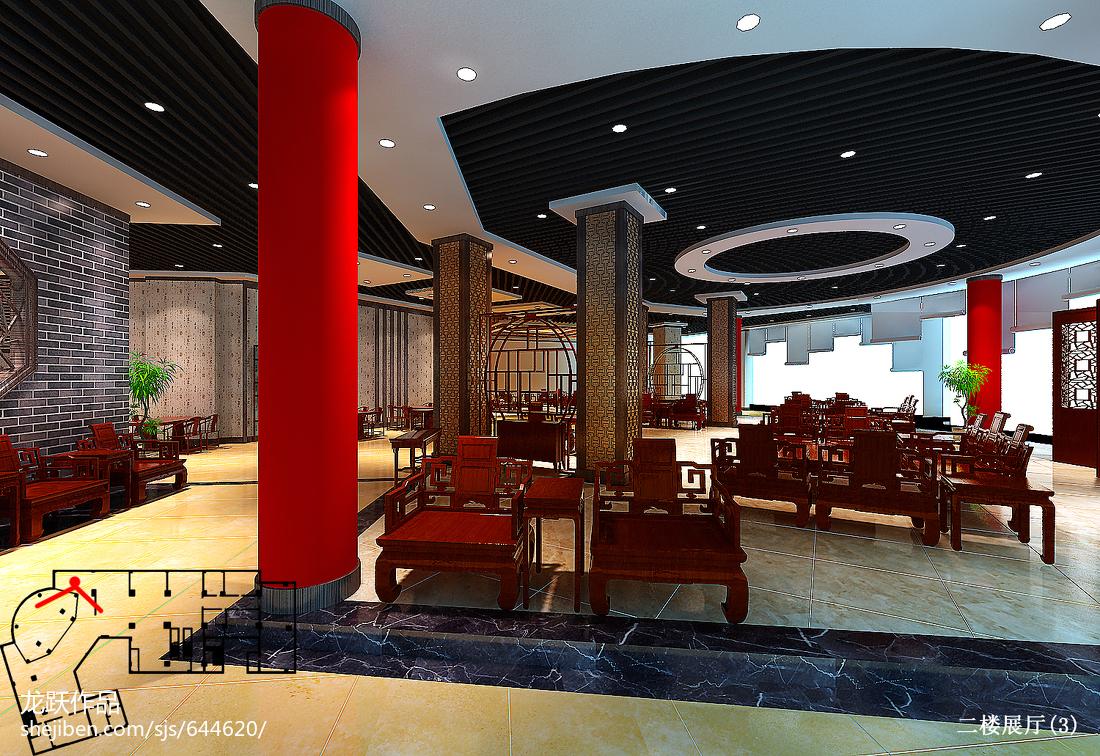 简约设计室内餐厅装修图片