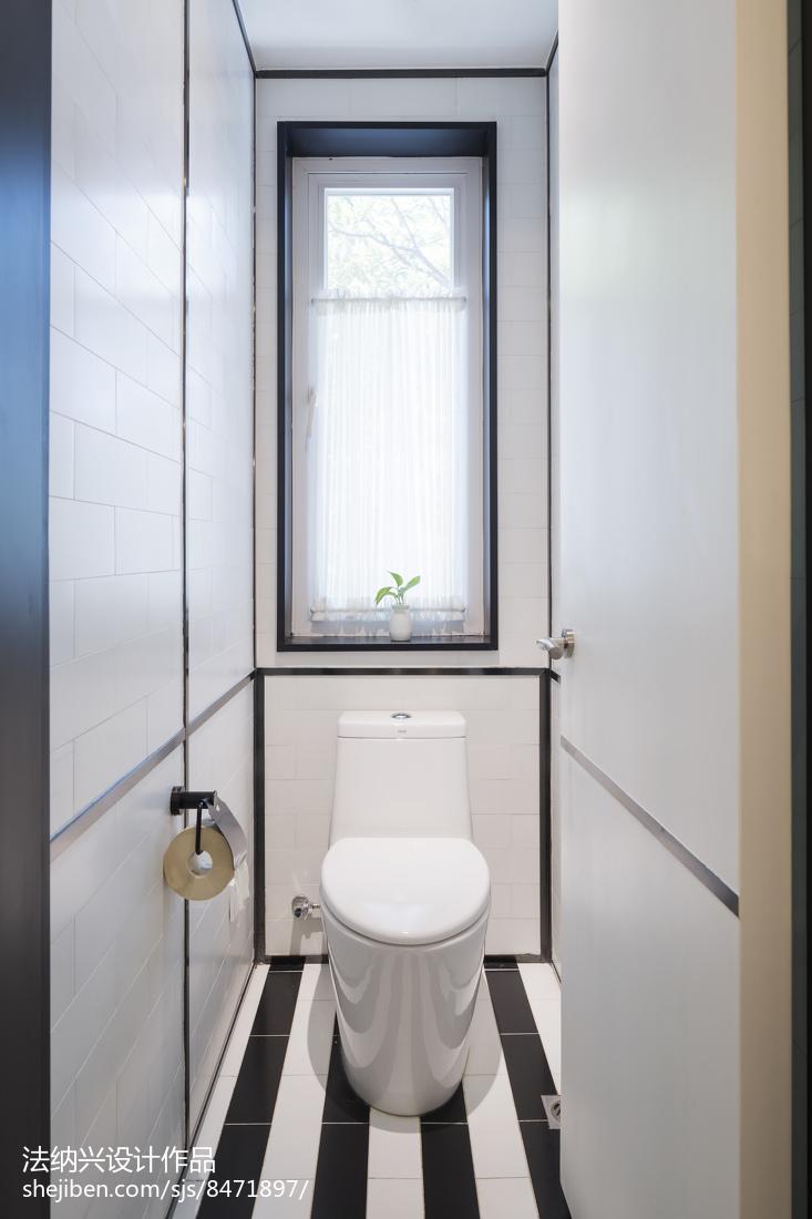 精选别墅卫生间实景图片欣赏