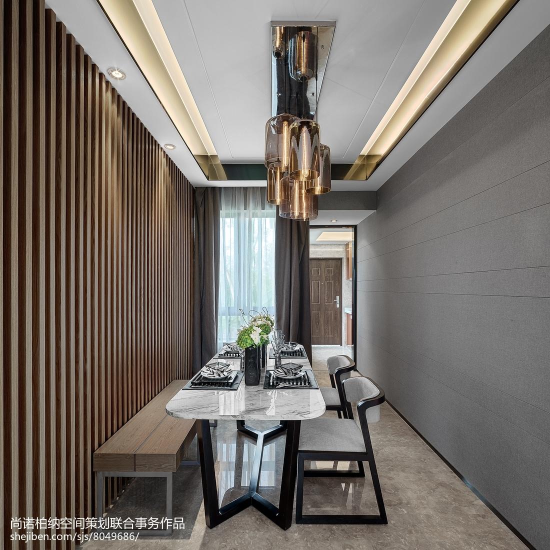 精美现代餐厅装饰图片