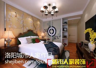 简约时尚家装卧室设计