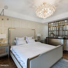 2018101平米三居卧室现代装修效果图片大全