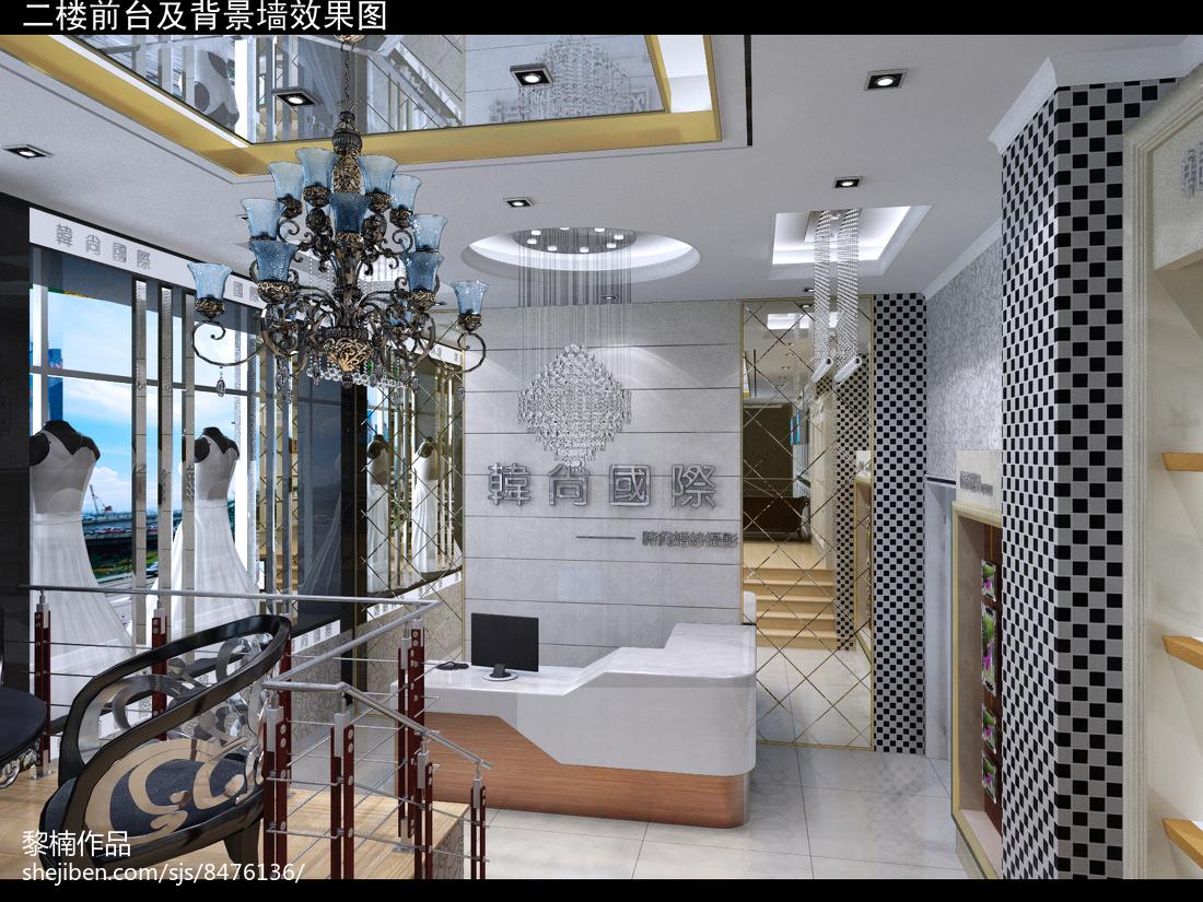 201871平米二居餐厅美式装修设计效果图片