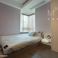 精致73平混搭三居卧室装饰图片