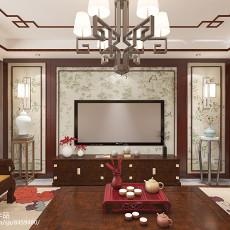 欧式风格豪华客厅效果图欣赏