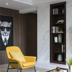 142平米四居客厅现代欣赏图片