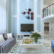 精选地中海二居客厅装饰图片