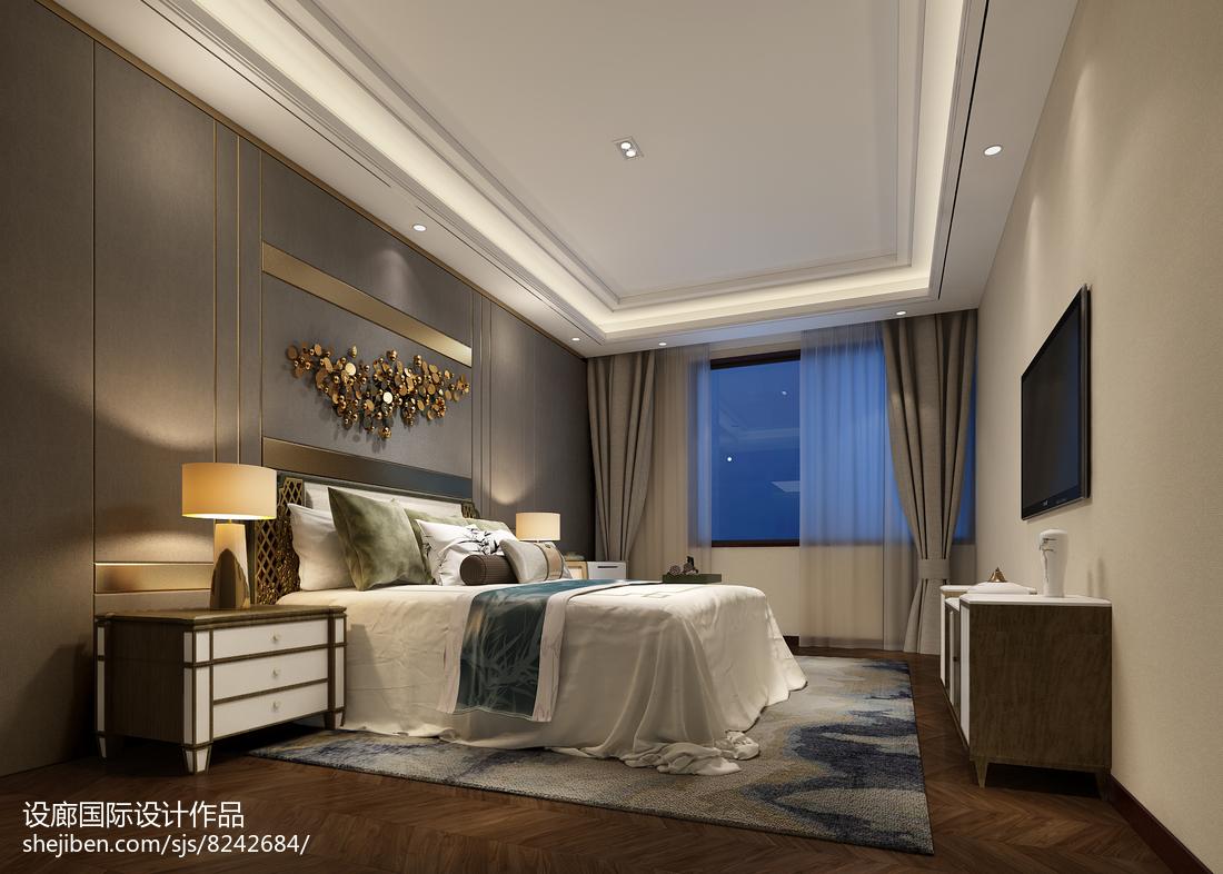 素雅新中式家居装修