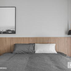 精选88平米二居卧室现代装修设计效果图片大全