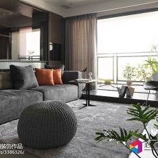 美式风格房屋客厅装修图片大全