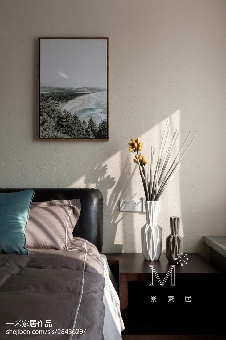 精致90平现代二居客厅设计案例
