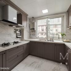 热门二居厨房现代效果图片欣赏
