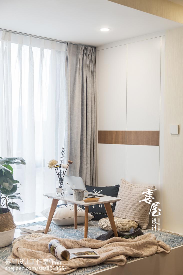 精选北欧小户型休闲区装修设计效果图片大全
