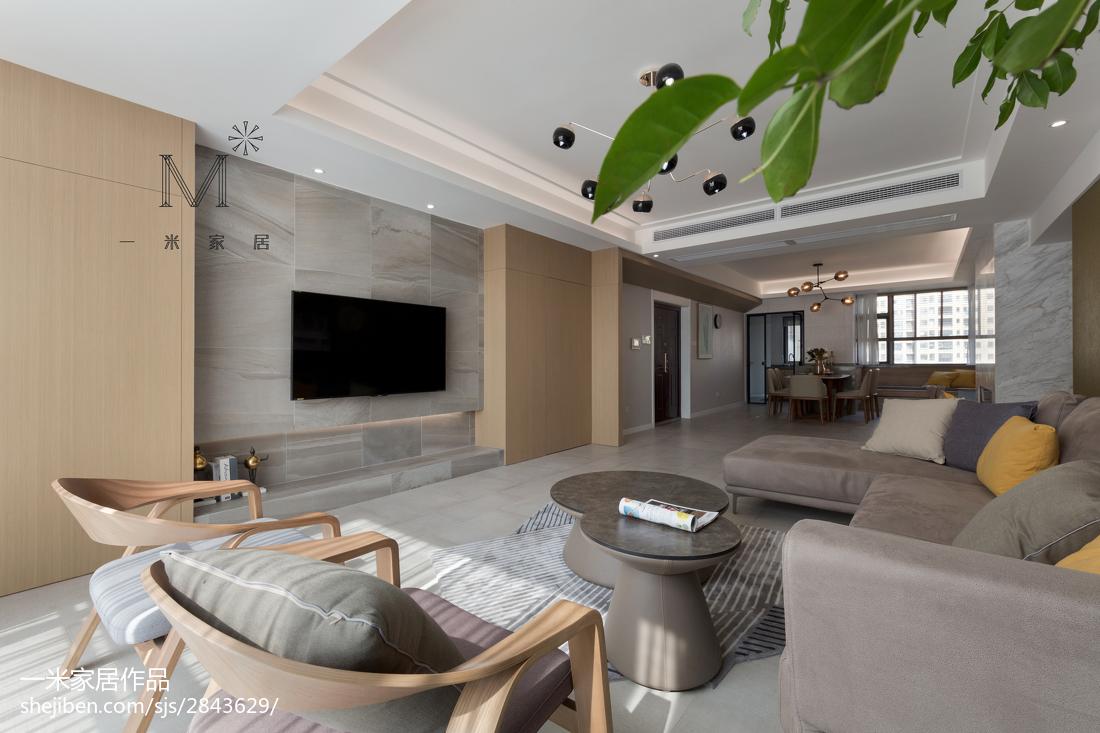 精美面积88平现代二居装修图片