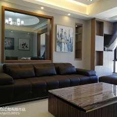 热门大小101平现代三居客厅实景图片欣赏