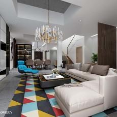 东南亚风格别墅书房设计效果图片