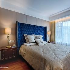 面积135平现代四居卧室装修实景图片大全