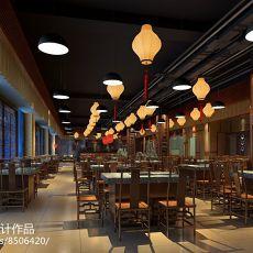 东南亚风格家居厨房墙面装修效果图