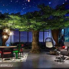 东南亚家居餐厅装修设计图片
