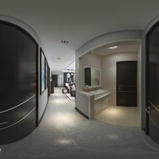 现代风格一室一厅设计装修图片大全