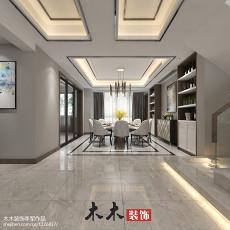 古典欧式挑高客厅装修效果图片