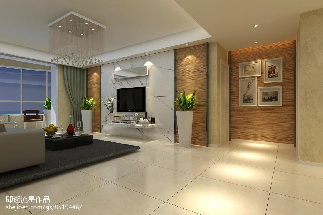 家居日式客厅设计