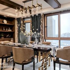 2018精选东南亚复式餐厅装饰图片欣赏