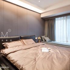2018精选面积79平现代二居卧室装修欣赏图片