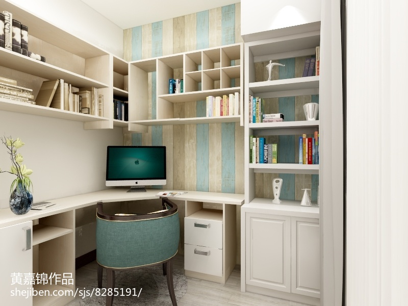 北欧公寓卧室设计效果图片