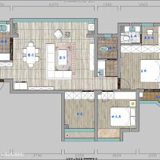 欧式简装修卧室设计图片