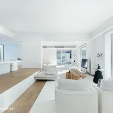 精选面积143平别墅客厅现代欣赏图片
