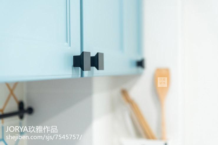 开放式厨房+卡座餐厅,仅占14㎡,采光超_3135399