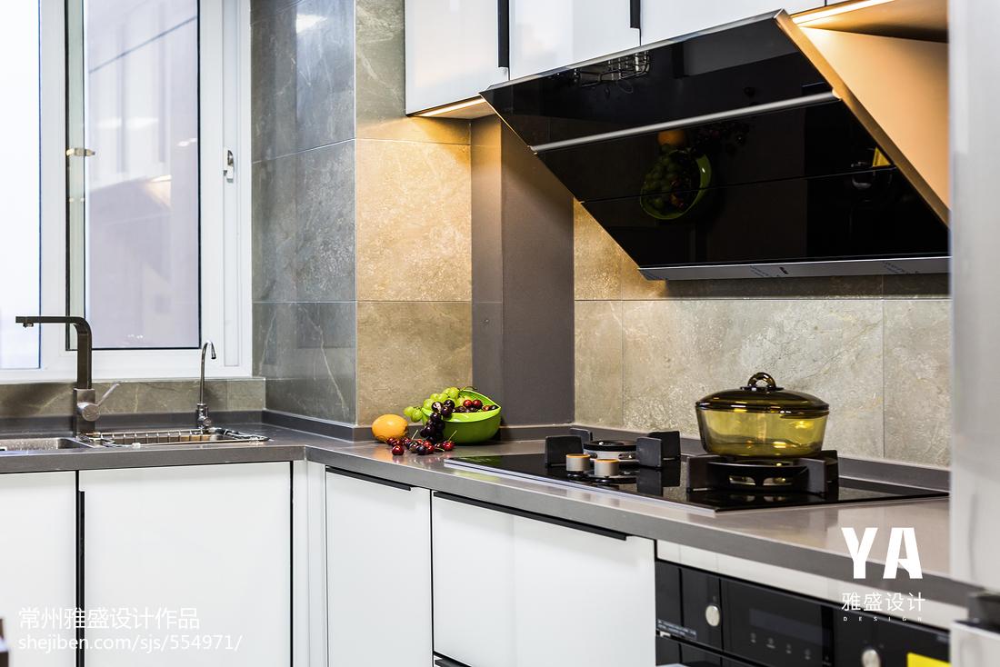 2018精选现代二居厨房欣赏图片