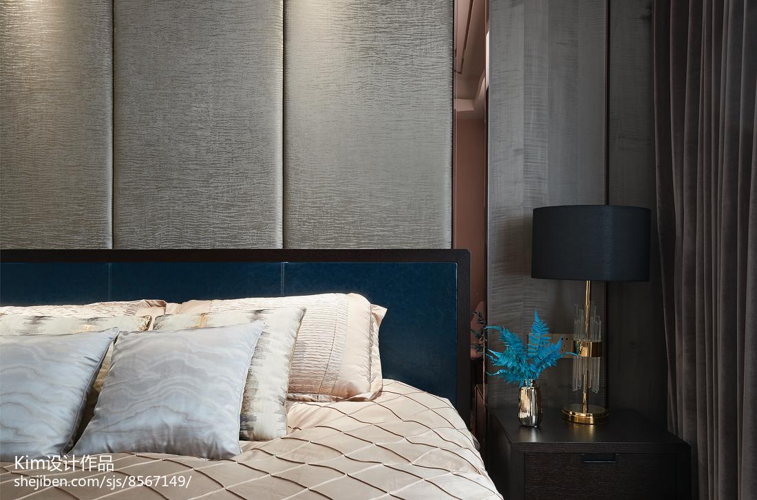 精美126平米四居卧室现代装修图片