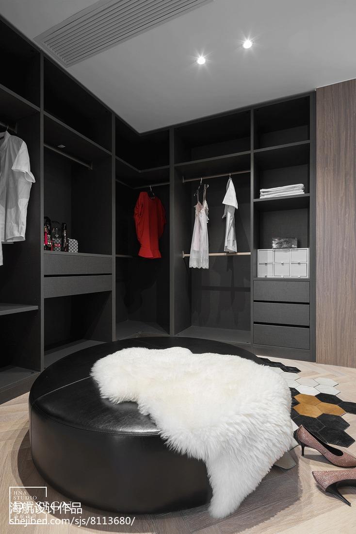 热门现代二居装修设计效果图片欣赏